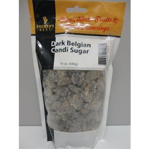 Dark Candi Sugar 1 lb (454 g)