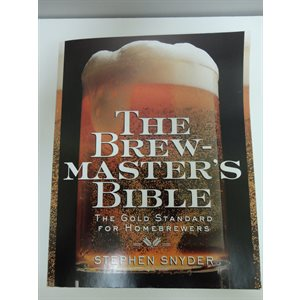 Book - Brewmaster's Bible