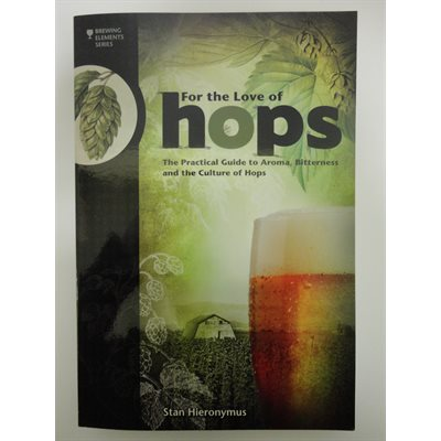 BOOK-FOR THE LOVE OF HOPS