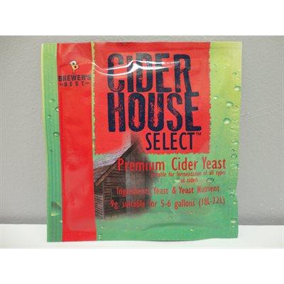 LEVURE A CIDRE ''CIDER HOUSE''