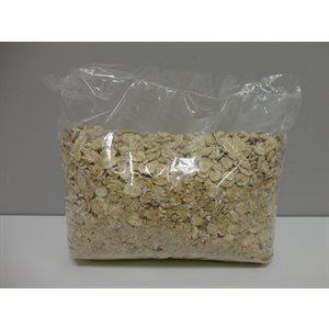 Flocons d'orge 454 G (1 LB)