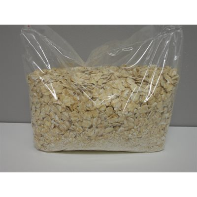 Flaked Wheat 1 lb (454 g)