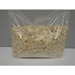 Flocons de blé 1 lb (454 g)