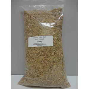 Écorce de riz 500 g (1.1 lb)