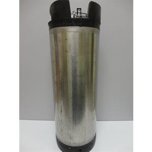 19 L (5 U.S. gallon) Used Ball-Lock Keg