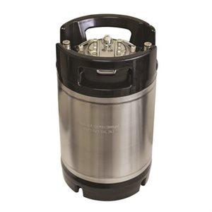 9.5 L (2.5 U.S. gallon) New Ball-Lock Keg