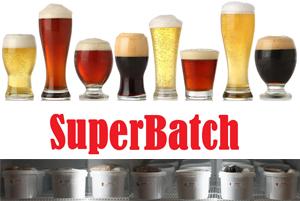 Trousses à bière SuperBatch